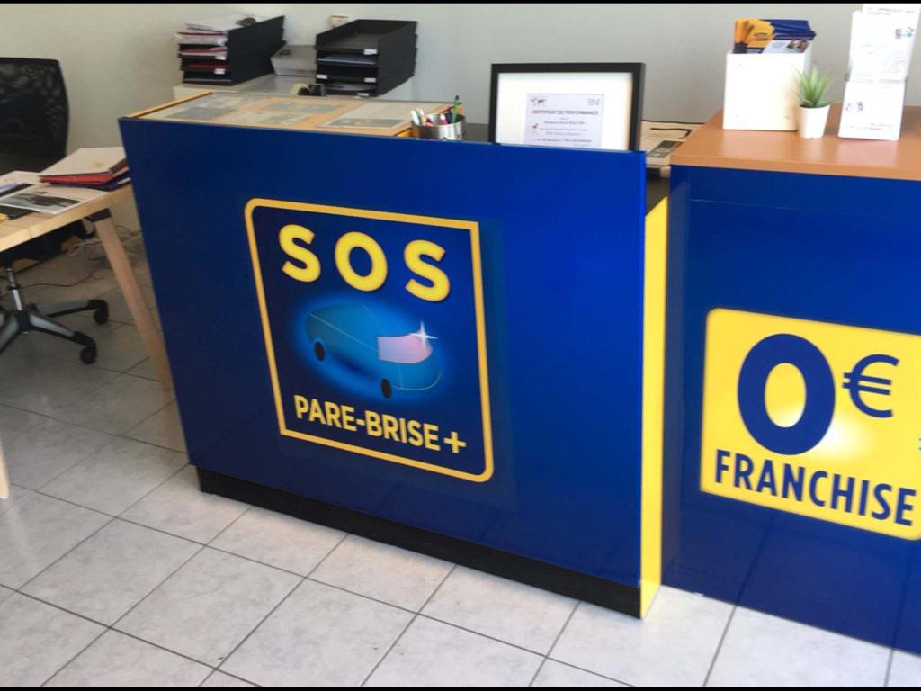 Décoration de mobilier pour Ucar Saint André